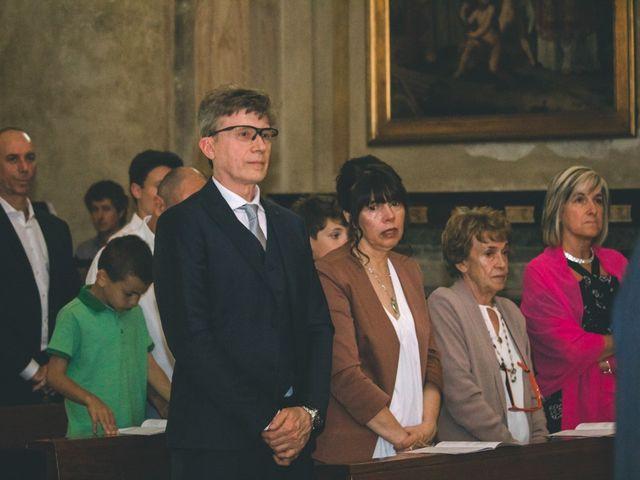 Il matrimonio di Simone e Martina a Mapello, Bergamo 95