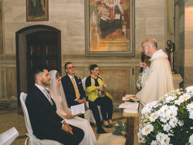 Il matrimonio di Simone e Martina a Mapello, Bergamo 96