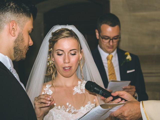 Il matrimonio di Simone e Martina a Mapello, Bergamo 107