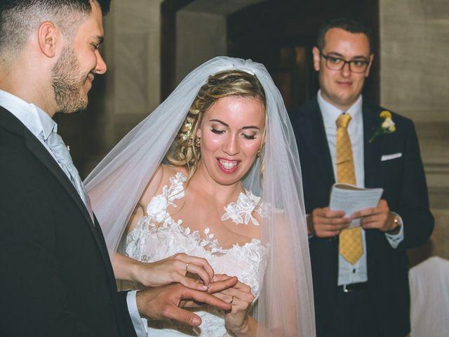 Il matrimonio di Simone e Martina a Mapello, Bergamo 110
