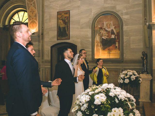 Il matrimonio di Simone e Martina a Mapello, Bergamo 114