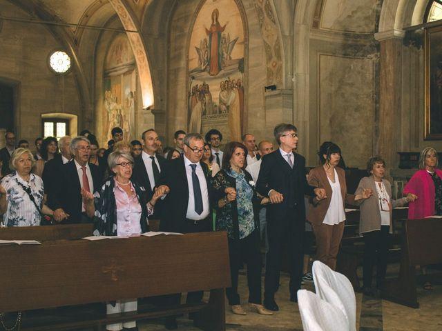 Il matrimonio di Simone e Martina a Mapello, Bergamo 115