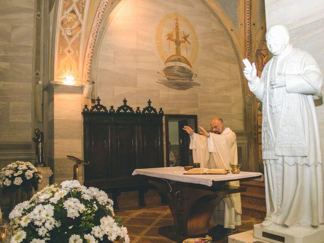 Il matrimonio di Simone e Martina a Mapello, Bergamo 116