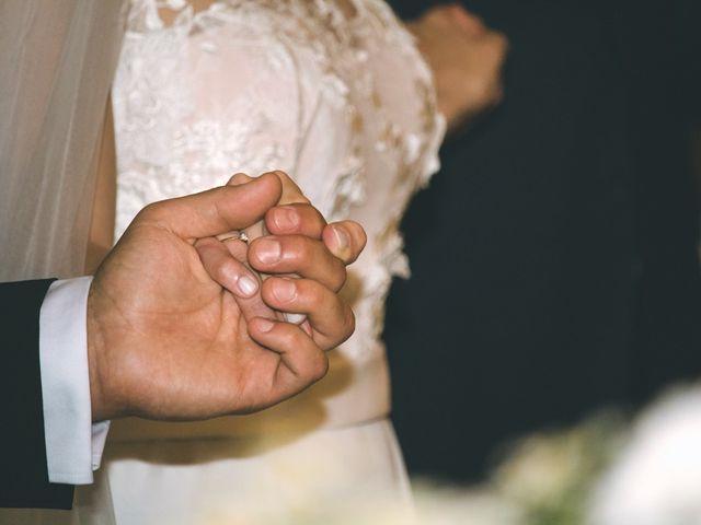 Il matrimonio di Simone e Martina a Mapello, Bergamo 117
