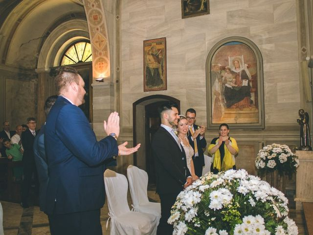 Il matrimonio di Simone e Martina a Mapello, Bergamo 119