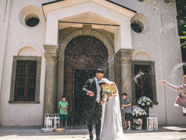 Il matrimonio di Simone e Martina a Mapello, Bergamo 122