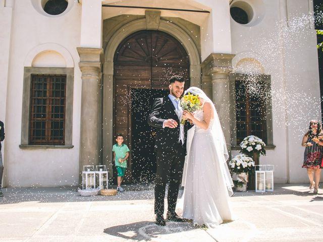 Il matrimonio di Simone e Martina a Mapello, Bergamo 124