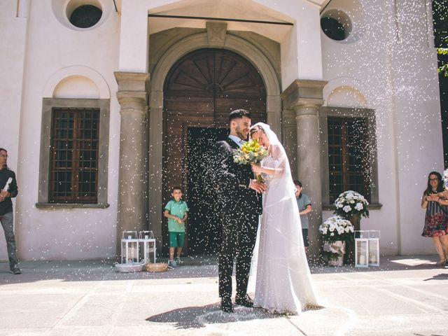 Il matrimonio di Simone e Martina a Mapello, Bergamo 125