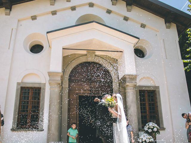 Il matrimonio di Simone e Martina a Mapello, Bergamo 126
