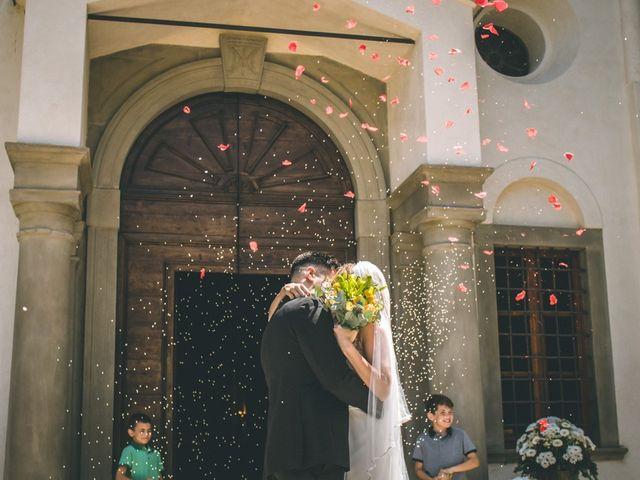 Il matrimonio di Simone e Martina a Mapello, Bergamo 127
