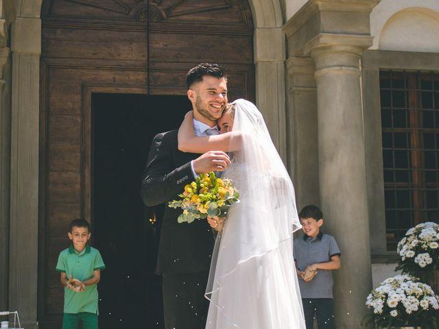 Il matrimonio di Simone e Martina a Mapello, Bergamo 128