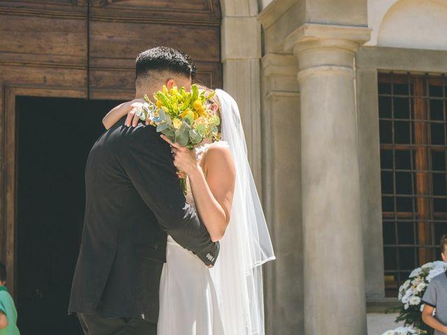 Il matrimonio di Simone e Martina a Mapello, Bergamo 129