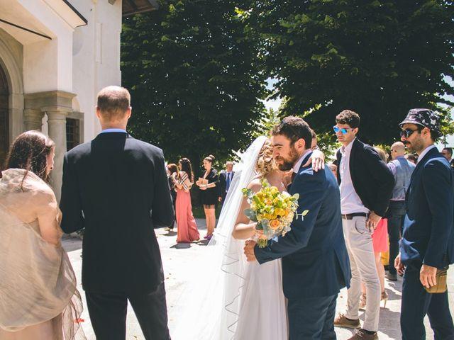 Il matrimonio di Simone e Martina a Mapello, Bergamo 130