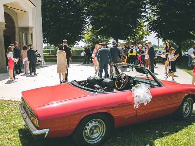 Il matrimonio di Simone e Martina a Mapello, Bergamo 132