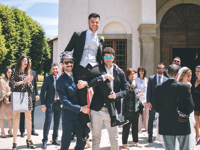 Il matrimonio di Simone e Martina a Mapello, Bergamo 134