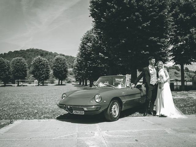 Il matrimonio di Simone e Martina a Mapello, Bergamo 135