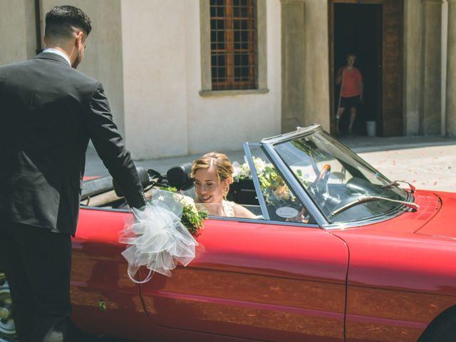 Il matrimonio di Simone e Martina a Mapello, Bergamo 136