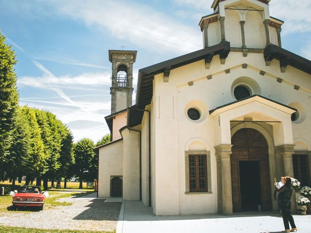Il matrimonio di Simone e Martina a Mapello, Bergamo 141