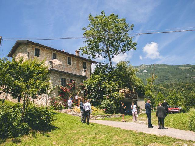 Il matrimonio di Simone e Martina a Mapello, Bergamo 142