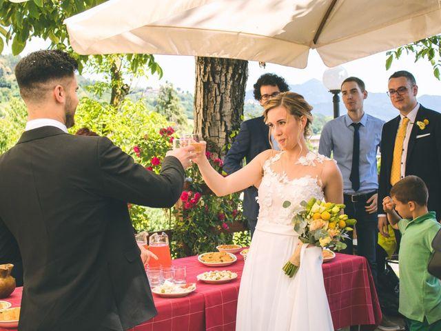 Il matrimonio di Simone e Martina a Mapello, Bergamo 145