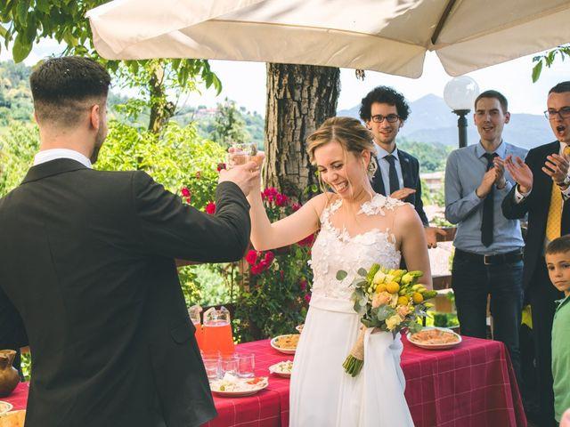 Il matrimonio di Simone e Martina a Mapello, Bergamo 146