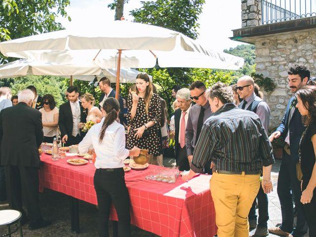 Il matrimonio di Simone e Martina a Mapello, Bergamo 147