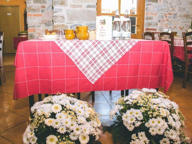 Il matrimonio di Simone e Martina a Mapello, Bergamo 155