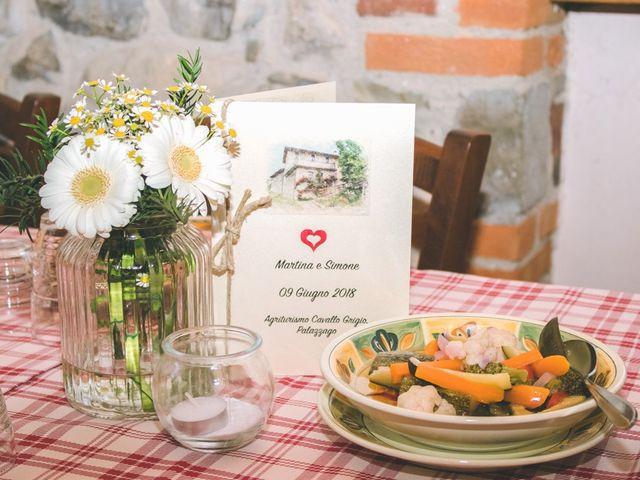 Il matrimonio di Simone e Martina a Mapello, Bergamo 156