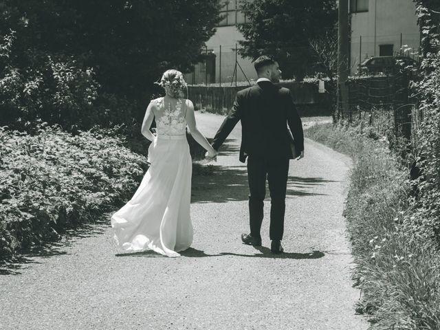 Il matrimonio di Simone e Martina a Mapello, Bergamo 160