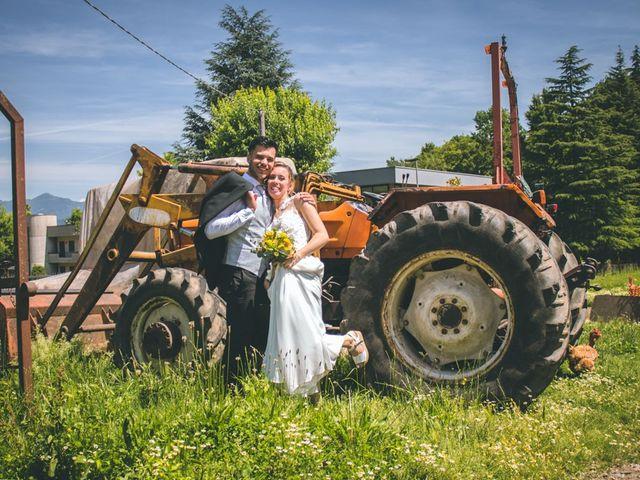 Il matrimonio di Simone e Martina a Mapello, Bergamo 182