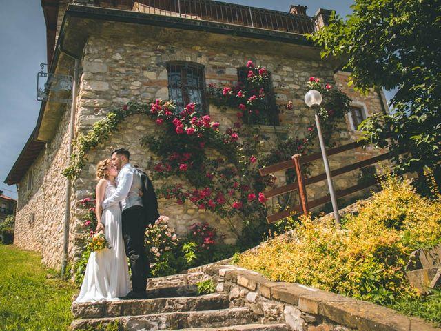 Il matrimonio di Simone e Martina a Mapello, Bergamo 2