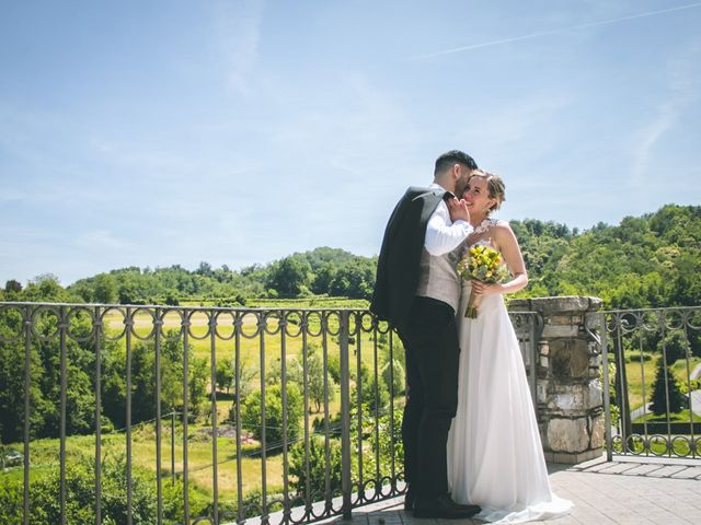 Il matrimonio di Simone e Martina a Mapello, Bergamo 184