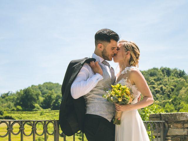 Il matrimonio di Simone e Martina a Mapello, Bergamo 185
