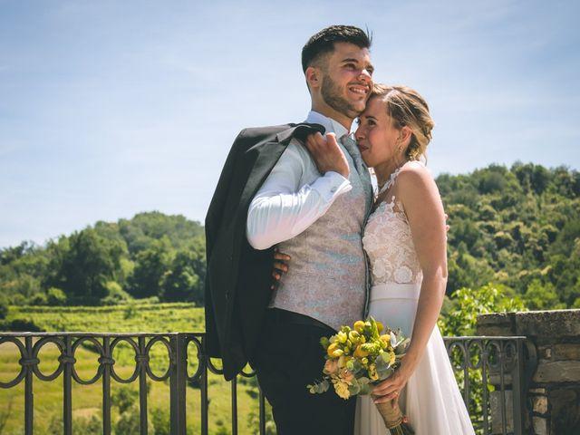 Il matrimonio di Simone e Martina a Mapello, Bergamo 187