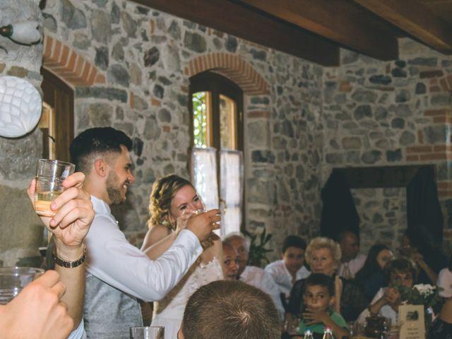 Il matrimonio di Simone e Martina a Mapello, Bergamo 194