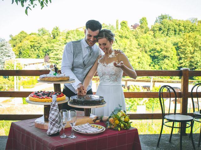 Il matrimonio di Simone e Martina a Mapello, Bergamo 200