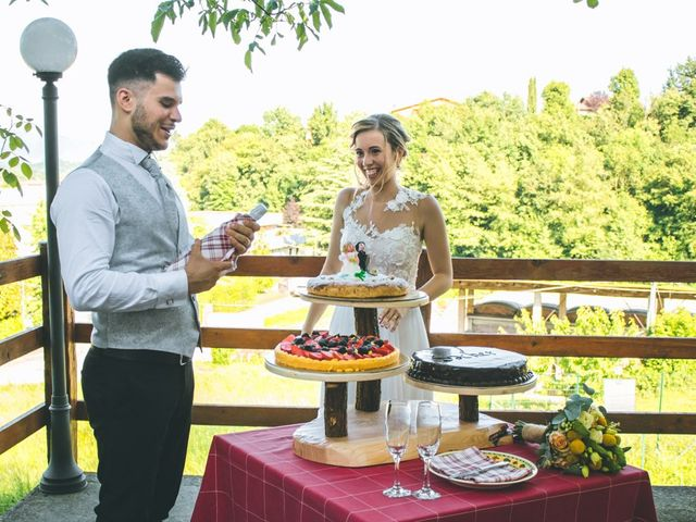 Il matrimonio di Simone e Martina a Mapello, Bergamo 201