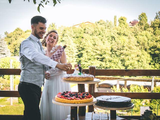 Il matrimonio di Simone e Martina a Mapello, Bergamo 203