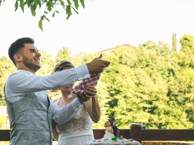 Il matrimonio di Simone e Martina a Mapello, Bergamo 204
