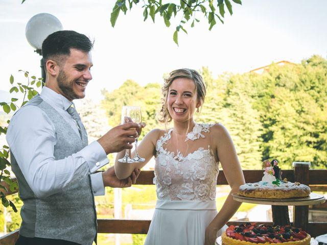 Il matrimonio di Simone e Martina a Mapello, Bergamo 205