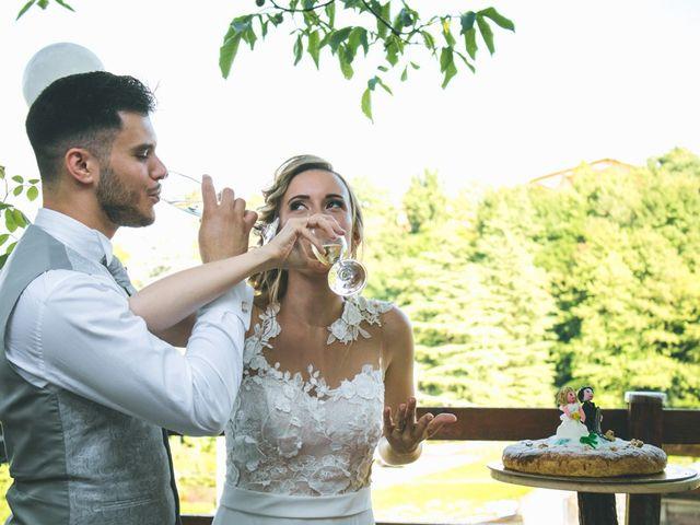 Il matrimonio di Simone e Martina a Mapello, Bergamo 206