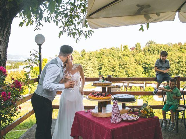 Il matrimonio di Simone e Martina a Mapello, Bergamo 207