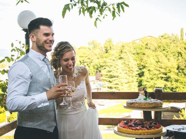Il matrimonio di Simone e Martina a Mapello, Bergamo 208