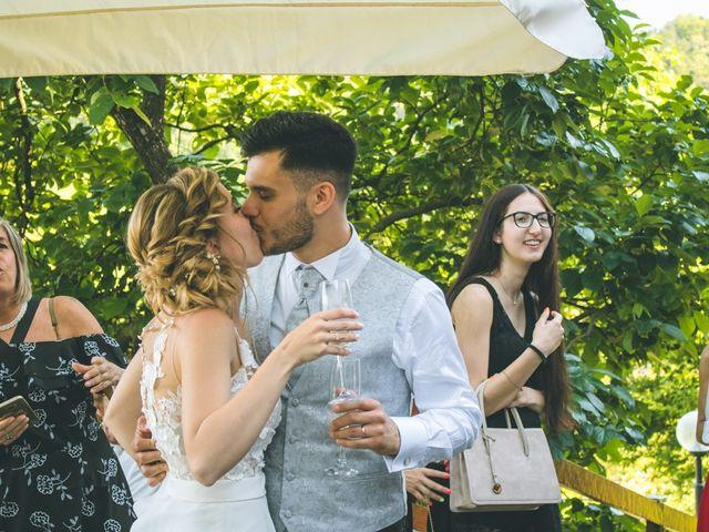 Il matrimonio di Simone e Martina a Mapello, Bergamo 209