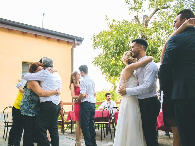 Il matrimonio di Simone e Martina a Mapello, Bergamo 213
