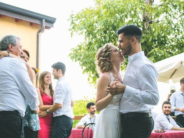 Il matrimonio di Simone e Martina a Mapello, Bergamo 214