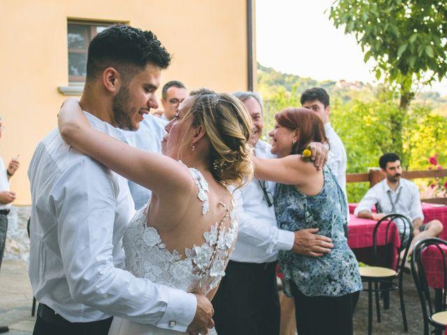 Il matrimonio di Simone e Martina a Mapello, Bergamo 215