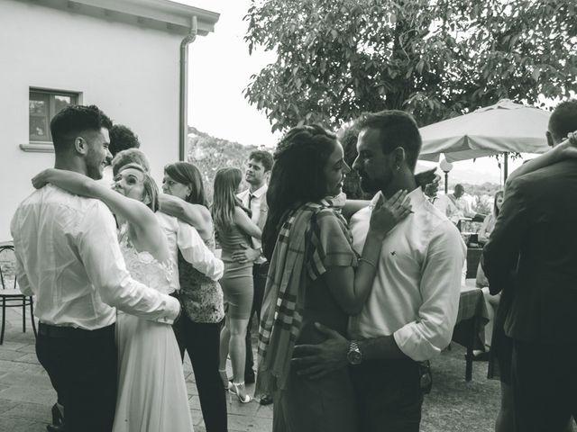Il matrimonio di Simone e Martina a Mapello, Bergamo 216