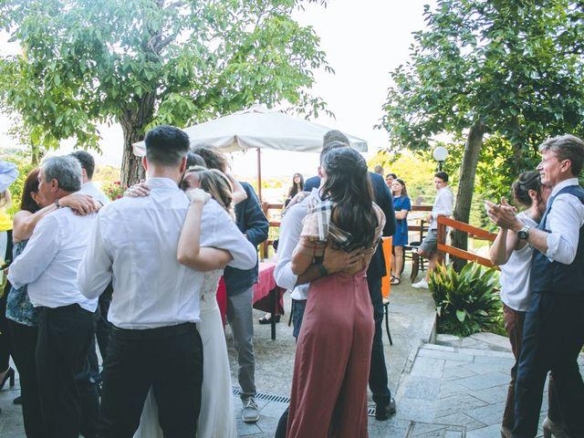 Il matrimonio di Simone e Martina a Mapello, Bergamo 217