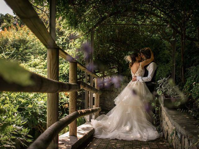 Le nozze di Stefania e Sergio